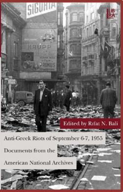 Anti-Greek Riots of September 6-7, 1955 – Documents from the American National Archives